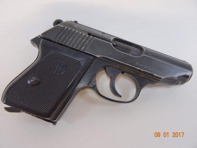 Pistole Erma Mod. EP 552 Cal .22 lr