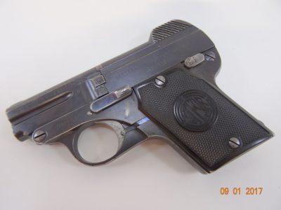 Pistole Steyr Pieper 6,35 mm