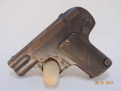 Pistole Melior Cal 6,35 mm