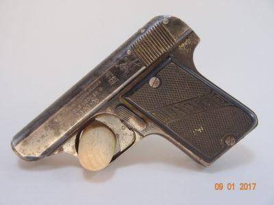 Pistole Pieper Bayard Cal 6,35 mm