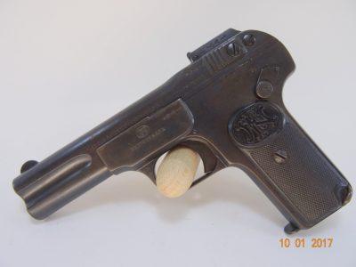 Pistole FN Mod 1900 Cal 7,65mm