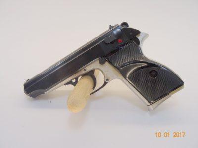 Pistole Hege Cal 7,65 mm