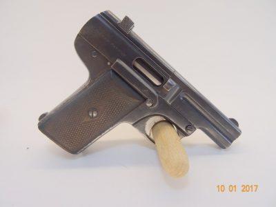 Pistole Pieper Cal 7,65 mm
