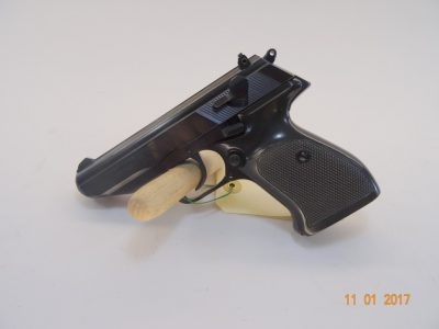 Pistole Walther PP Super Cal 9x18 mm Police