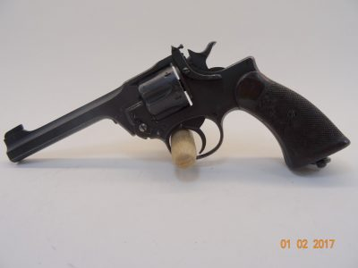 Revolver Enfield No 2 MK 1 Cal .380 British