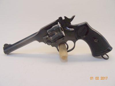 Revolver Webley Mark 4 Cal 38 S&W