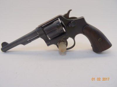 Revolver S&W Cal. 38 Spez.