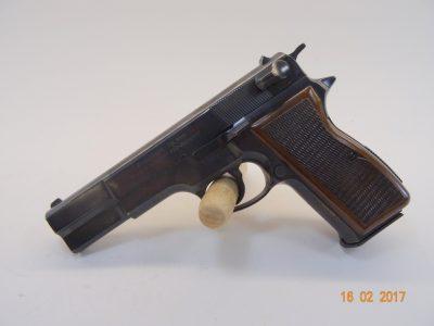 Pistole FEG P9R Cal 9 mm