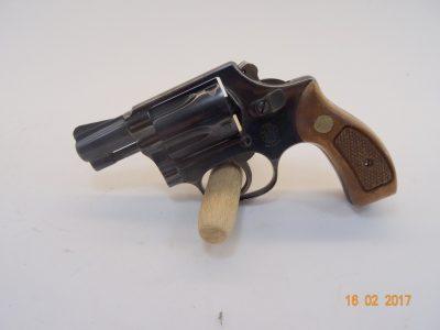 Revolver S&W Mod 36 Cal .38 Special