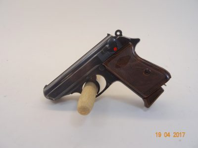 Pistole Walther PPK Cal 7,65 mm