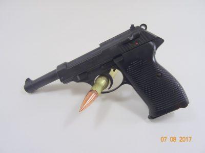Pistole Erma Mod. EP 882 Cal. 22 lr