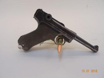 Pistole Luger Cal 9mm Luger