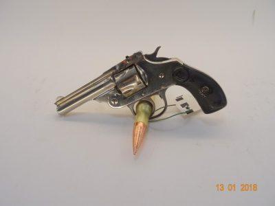 Revolver Johnson Cal 21 Autom.