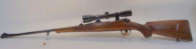 Büchse Mauser Mod 98 Jagd Cal 243 Win