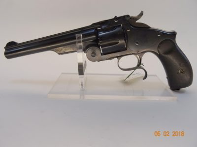 Revolver Smith-Wesson Mod.  Russian Cal. 44  S-W Russian