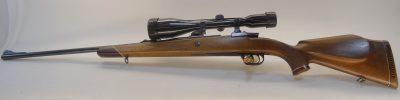 Voere Mauser mit Deutschen Stecher Cal.7x64